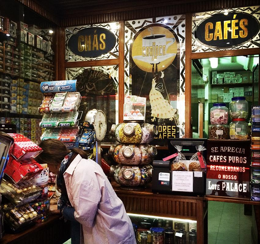 A Carioca - Café