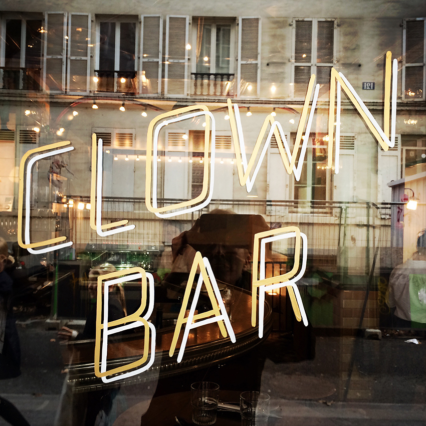 Clown Bar