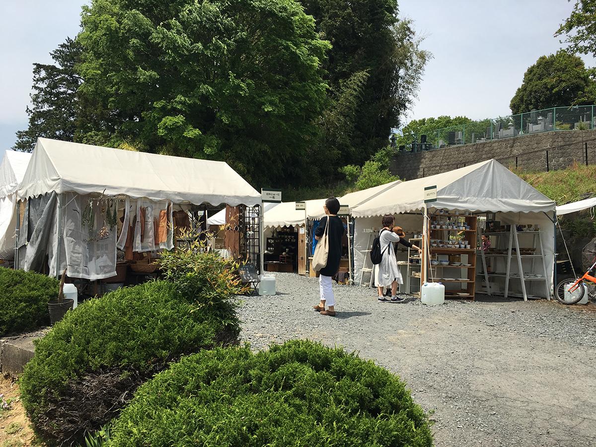 Mashiko_tents